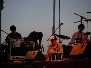 Sugus Tokumaru, The Band